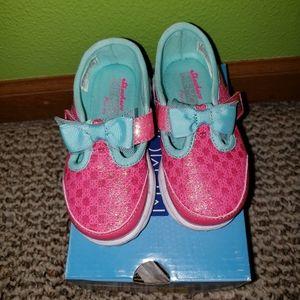 Skechers Todder Girl Shoes (Brand New)